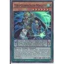 Yu-Gi-Oh! - PEVO-DE016 - Tölpeldrachen Magier -...