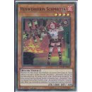 Yu-Gi-Oh! - INCH-DE016 - Hexwerkerin Schmietta -...