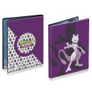 Pokemon Sammelalbum 4 Pocket Portfolio Mewtwo / Mewtu...
