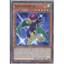 Yu-Gi-Oh! - TOCH-DE002 - Toon Harpyie - 1.Auflage -...