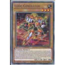 Yu-Gi-Oh! - TOCH-DE022 - Code Generator - 1.Auflage - DE...