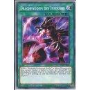 Yu-Gi-Oh! LDS1-DE016 Drachenodem Des Infernos 1.Auflage...
