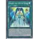 Yu-Gi-Oh! SHVA-DE008 Orakel der Göttin 1.Auflage...