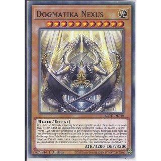 Yu-Gi-Oh! ROTD-DE010 Dogmatika Nexus 1.Auflage Common