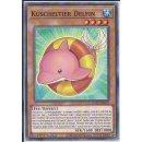 Yu-Gi-Oh! ROTD-DE021 Kuscheltier Delfin 1.Auflage Common