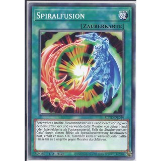 Yu-Gi-Oh! ROTD-DE050 Spiralfusion 1.Auflage Common