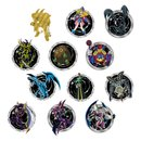 Yu-Gi-Oh! Anstecknadel Mystery Pin Badges Collector Pin...
