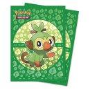 65x Pokemon Schwert & Schild Starter Chimpep Card...