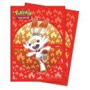 65x Pokemon Schwert & Schild Starter Hopplo Card...