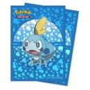 65x Pokemon Schwert & Schild Starter Memmeon Card...