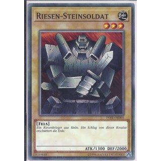 Yu-Gi-Oh! - YSYR-DE003 - Riesen - Steinsoldat - Unlimitiert - DE - Common