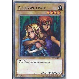 Yu-Gi-Oh! - YSYR-DE006 - Elfenzwillinge - Unlimitiert - DE - Common