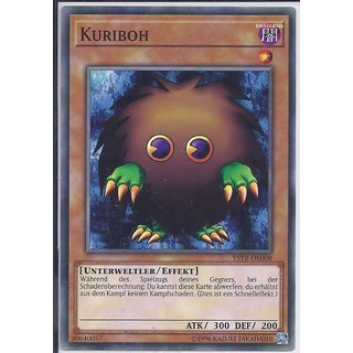 Yu-Gi-Oh! - YSYR-DE008 - Kuriboh - Unlimitiert - DE - Common