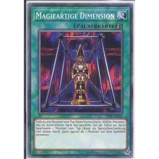 Yu-Gi-Oh! - YSYR-DE033 - Magieartige Dimension - Unlimitiert - DE - Common