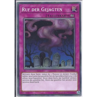 Yu-Gi-Oh! - YSYR-DE042 - Ruf Der Gejagten - Unlimitiert - DE - Common