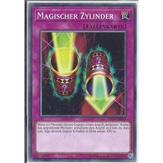 Yu-Gi-Oh! - YSYR-DE043 - Magischer Zylinder - Unlimitiert - DE - Common