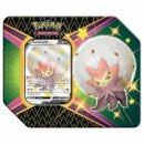 Pokemon Glänzendes Schicksal 4.5 Tin Box Cottomi V...