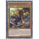 Yu-Gi-Oh! BLVO-DE009 Springans-Kapitän Sargas 1.Auf C