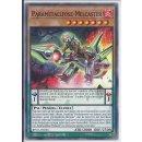 Yu-Gi-Oh! BLVO-DE020 Parametallfose-Melcaster 1.Auf C