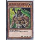 Yu-Gi-Oh! SDHS-DE011 Elementar-HELD Wildheart 2.Auf C