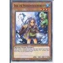 Yu-Gi-Oh! SDCH-DE002 Eria, die Wasserverzaubererin 1.Auf C
