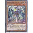 Yu-Gi-Oh! SDCH-DE014 Hexwerker-Golem Aruru 1.Auf C