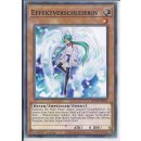 Yu-Gi-Oh! SDCH-DE017 Effektverschleierin 1.Auf C
