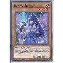 Yu-Gi-Oh! SDCH-DE018 Denko Sekka 1.Auf C
