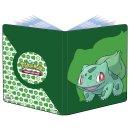 Pokemon Sammelalbum 9 Pocket Portfolio Bisasam für...