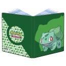 Pokemon Sammelalbum 4 Pocket Portfolio Bisasam für...