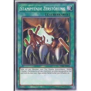 Yu-Gi-Oh! - YSKR-DE034 - Stampfende Zerstörung - Unlimitiert - DE - Common
