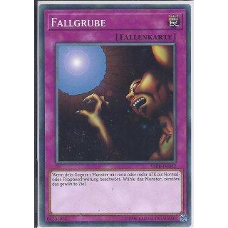 Yu-Gi-Oh! - YSKR-DE042 - Fallgrube - Unlimitiert - DE - Common