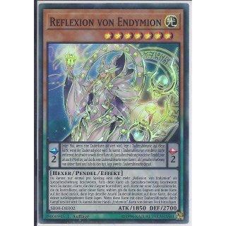 Yu-Gi-Oh! - SR08-DE002 - Reflexion Von Endymion - 1.Auflage - DE - Super Rare