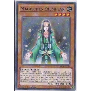 Yu-Gi-Oh! - SR08-DE011 - Magisches Exemplar - 1.Auflage - DE - Common