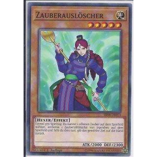 Yu-Gi-Oh! - SR08-DE013 - Zauberauslöscher - 1.Auflage - DE - Common