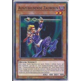 Yu-Gi-Oh! - SR08-DE014 - Auszubildende Zauberin - 1.Auflage - DE - Common