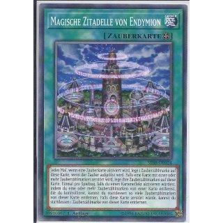 Yu-Gi-Oh! - SR08-DE024 - Magische Zitadelle Von Endymion - 1.Auflage - DE - Common