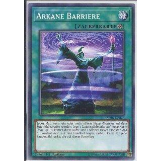 Yu-Gi-Oh! - SR08-DE026 - Arkane Barriere - 1.Auflage - DE - Common