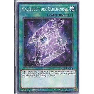 Yu-Gi-Oh! - SR08-DE027 - Magiebuch Der Geheimnisse - 1.Auflage - DE - Common