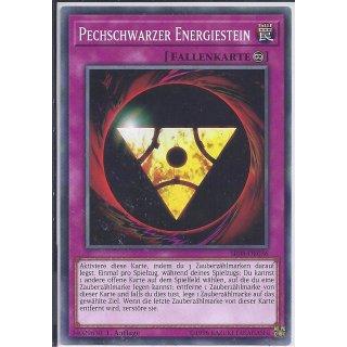 Yu-Gi-Oh! - SR08-DE036 - Pechschwarzer Energiestein - 1.Auflage - DE - Common