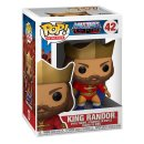 Funko POP! Motu Master Of The Universe King Randor Figure...