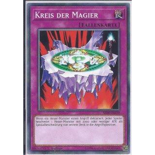 Yu-Gi-Oh! - SR08-DE039 - Kreis Der Magie - 1.Auflage - DE - Common