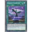 Yu-Gi-Oh! - SBAD-DE005 - Arkane Barriere - 1.Auflage - DE...