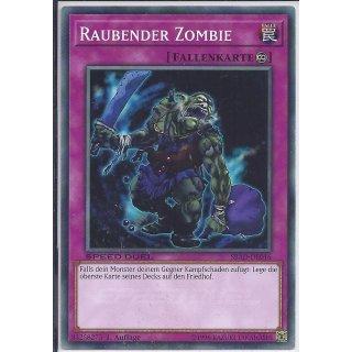 Yu-Gi-Oh! - SBAD-DE016 - Raubender Zombie - 1.Auflage - DE - Common
