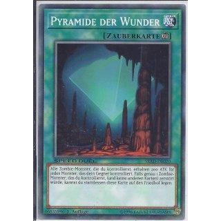 Yu-Gi-Oh! - SBAD-DE020 - Pyramide Der Wunder - 1.Auflage - DE - Common