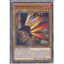 Yu-Gi-Oh! SDSB-DE009 Grosalamander Falko 1.Auflage Common