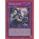 Yu-Gi-Oh! KICO-DE007 Wilder Joker 1.Auflage Super Rare