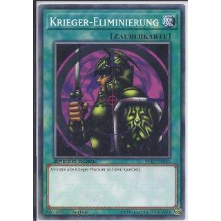 Yu-Gi-Oh! - SBAD-DE041 - Krieger-Eliminierung - 1.Auflage - DE - Common