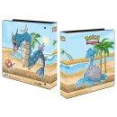 Pokemon 3 Ring Album Gallery Series Seaside Garados...