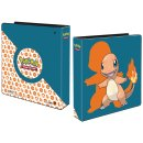 Pokemon 3 Ring Album Glumanda / Charmander Sammelalbum...